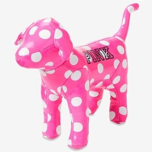 Vs Pink Mini Dog